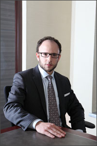 Criminal Defence Lawyer Morrie Luft